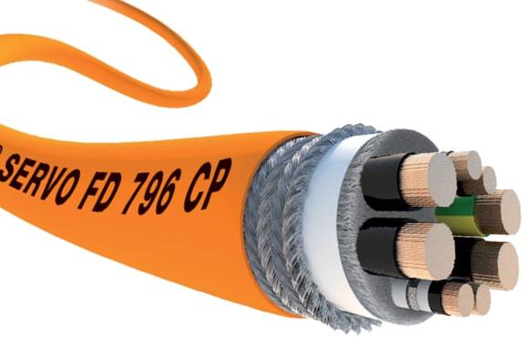 Серво кабели LAPP в высокоскоростных приводах